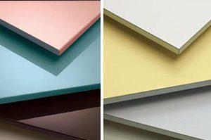 扉やキッチンボードのカラーは豊富!コルティはアナタの好きな色を選ぶ事が出来る!